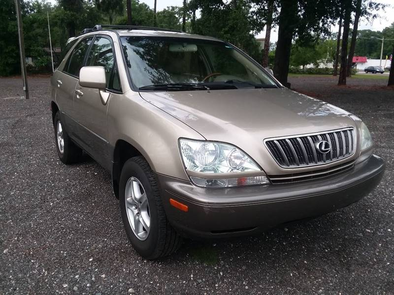 2003 Lexus RX 300 For Sale At Bakers Amazing Car Sales In Jacksonville FL