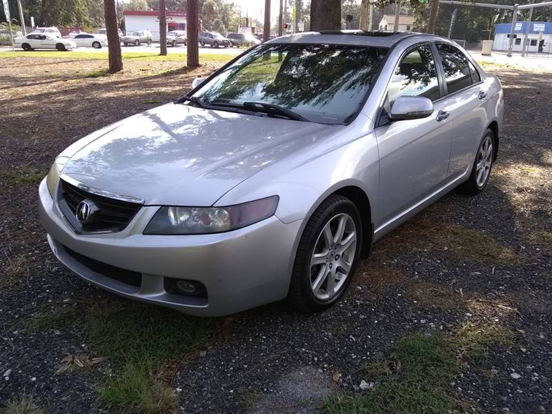 Acura TSX WNavi In Jacksonville FL Bakers Amazing Car Sales - Acura tsx 2004 for sale