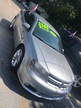 Dodge Wilson Nc >> Dodge Avenger For Sale In Wilson Nc East Carolina Auto