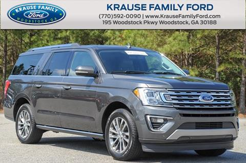 2018 Ford Expedition MAX for sale in Woodstock, GA