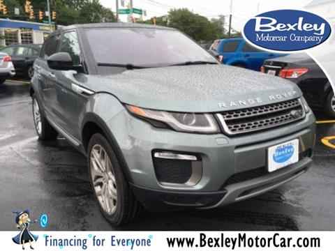 2016 Land Rover Range Rover Evoque for sale in Columbus, OH
