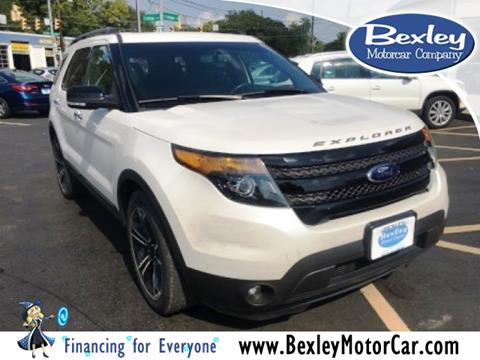 2014 Ford Explorer for sale in Columbus, OH