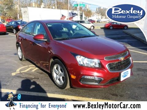 2015 Chevrolet Cruze for sale in Columbus, OH