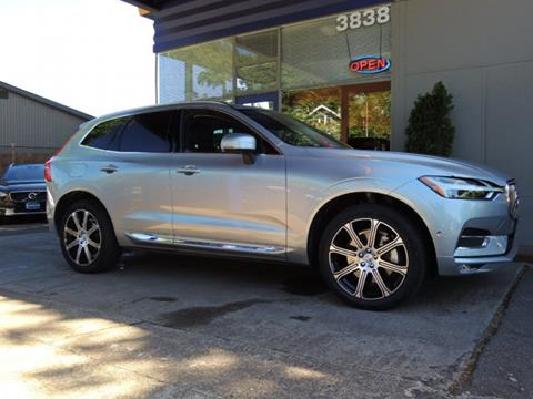 2018 Volvo XC60 for sale in Portland, OR