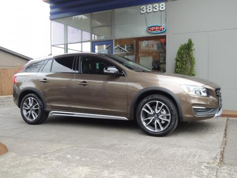2018 Volvo V60 Cross Country for sale in Portland, OR