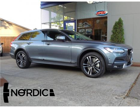 2018 Volvo V90 Cross Country for sale in Portland, OR