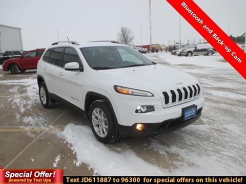 2018 Jeep Cherokee for sale in Roanoke, IL