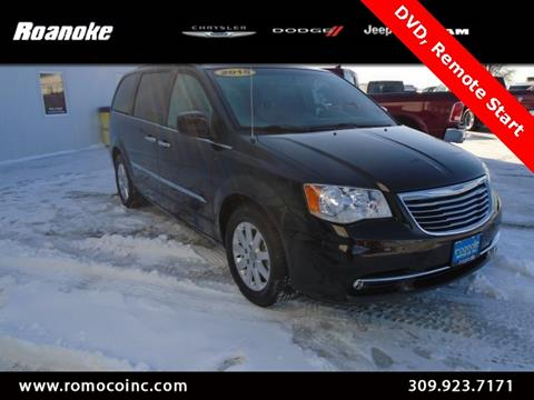 2015 Chrysler Town and Country for sale in Roanoke, IL