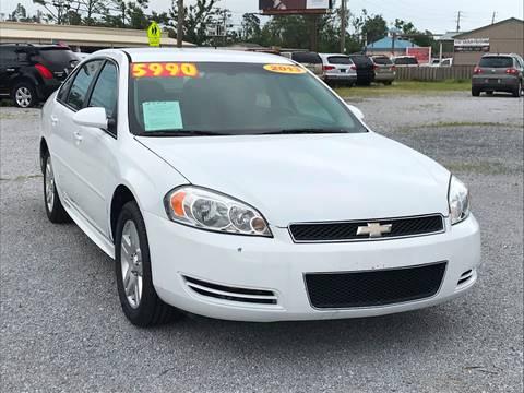 Used Cars Panama City Fl >> 2013 Chevrolet Impala For Sale In Panama City Fl