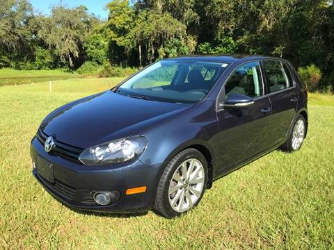 2012 Volkswagen Golf for sale in Lutz, FL