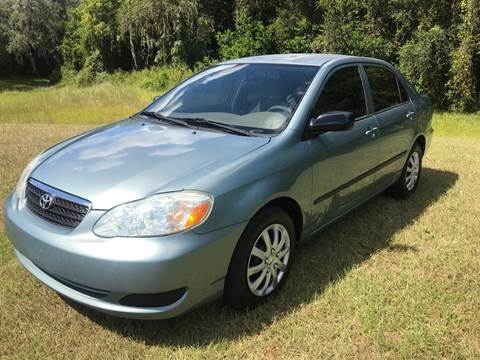 2006 Toyota Corolla for sale in Lutz, FL