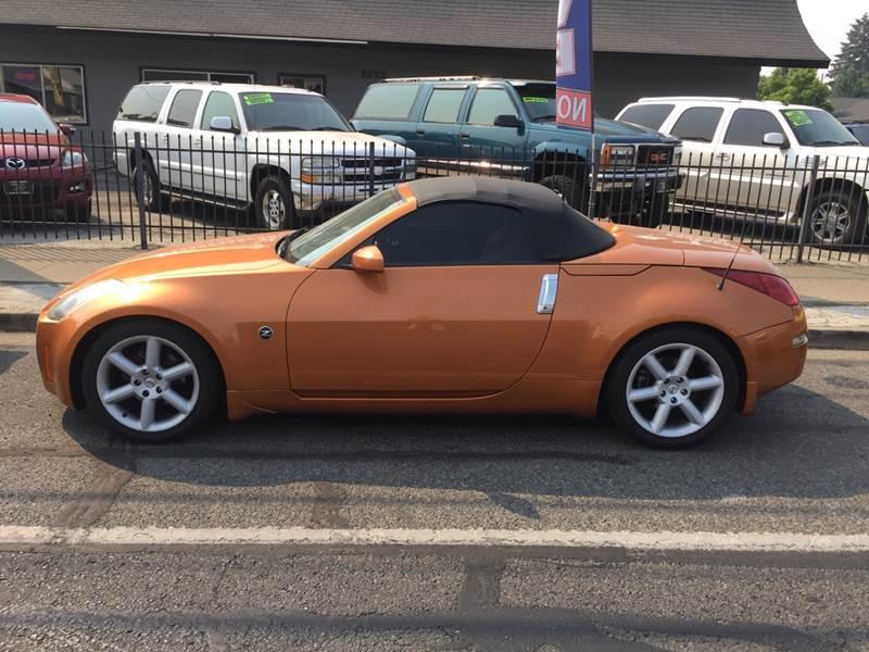 2004 Nissan 350Z For Sale At CAR DAWGS In Yakima WA