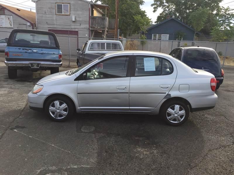 2001 Toyota ECHO For Sale At CAR DAWGS In Yakima WA