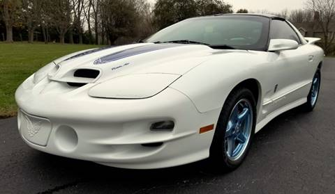 1999 Pontiac Trans Am for sale in Otterbein, IN