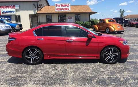 2016 Honda Accord for sale in Otterbein, IN