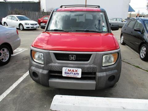 2005 Honda Element For Sale In Baton Rouge, LA