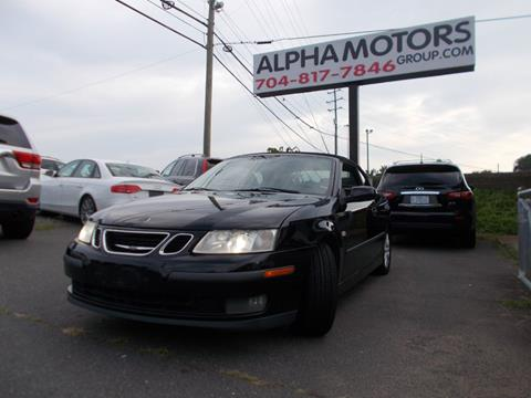 2004 Saab 9-3 for sale in Charlotte, NC