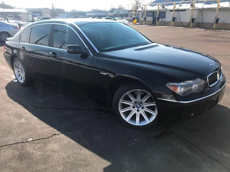 BMW Series For Sale CarGurus - 2002 bmw 750