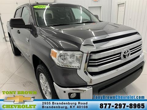 2016 Toyota Tundra for sale in Brandenburg, KY