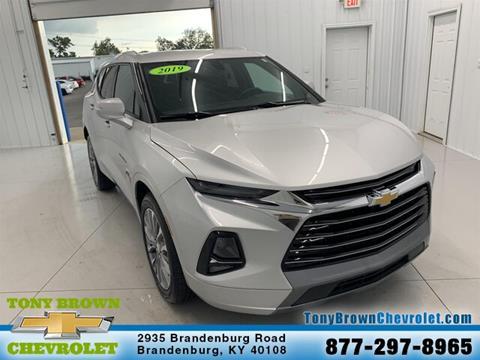 2019 Chevrolet Blazer for sale in Brandenburg, KY