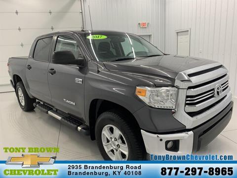 2017 Toyota Tundra for sale in Brandenburg, KY