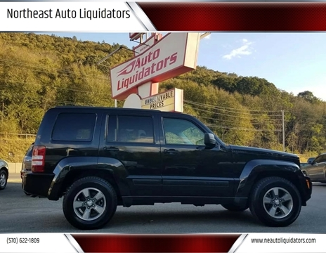 2008 Jeep Liberty for sale in Pottsville, PA