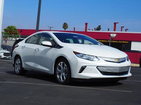 Lovely 2018 Chevrolet Volt For Sale At MARTIN CHEVROLET In Torrance CA
