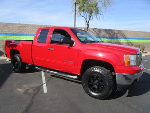 2011 GMC Sierra 1500 for sale in Chandler, AZ