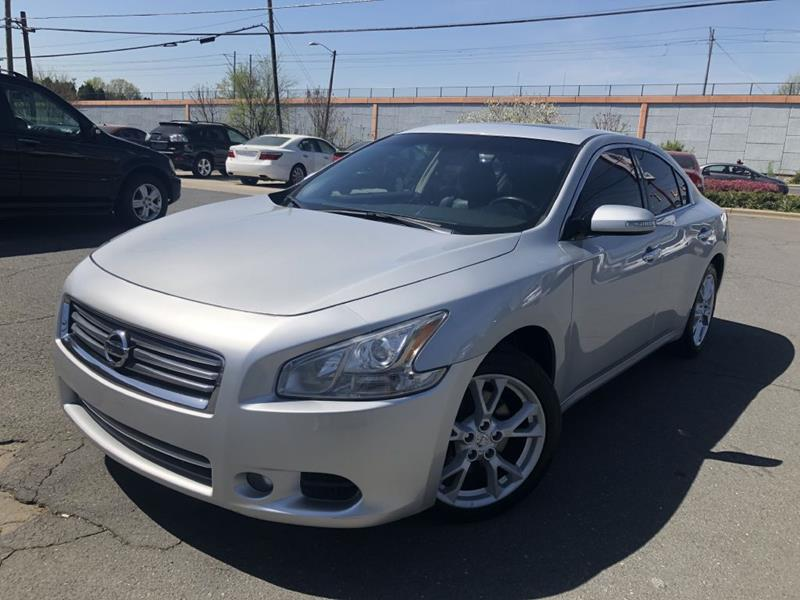 detail maxima haims sv at used nissan motors serving sedan