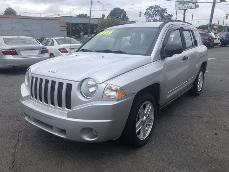 2008 Jeep Compass For Sale At Starmount Motors In Charlotte NC