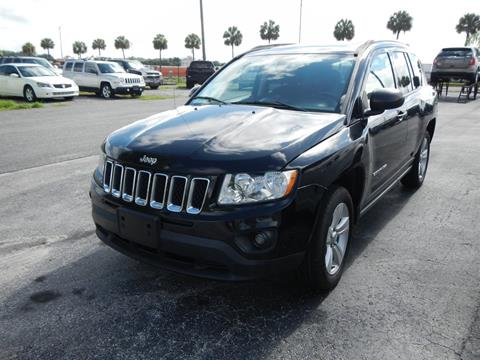 2013 Jeep Compass for sale in Dade City, FL