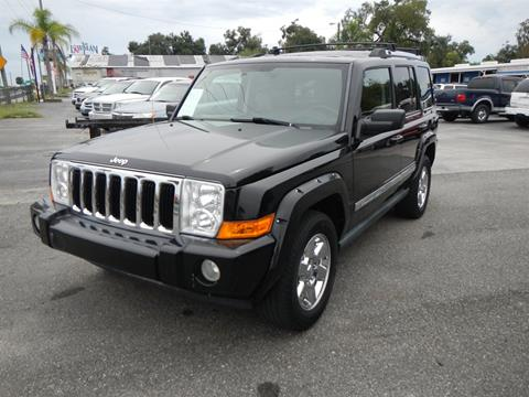 2007 Jeep Commander for sale in Dade City, FL