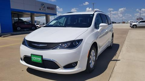2018 Chrysler Pacifica for sale in Bowie, TX