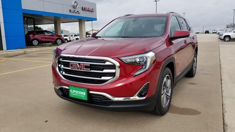 2019 GMC Terrain for sale in Bowie, TX