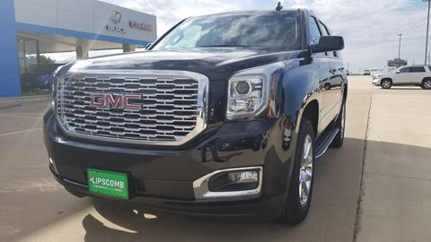 2019 GMC Yukon for sale in Bowie, TX