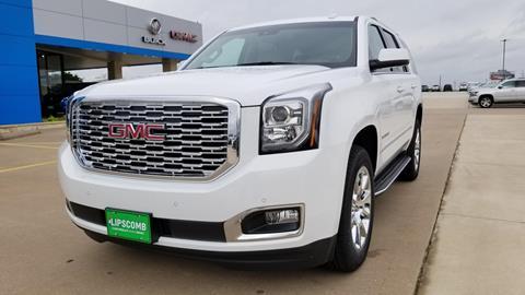 2019 GMC Yukon for sale in Bowie, TX