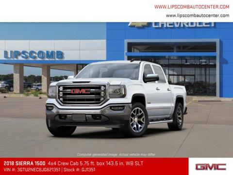 2018 GMC Sierra 1500 for sale in Bowie, TX