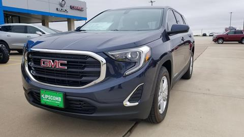 2019 GMC Terrain for sale in Bowie, TX