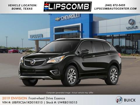 2019 Buick Envision for sale in Bowie, TX