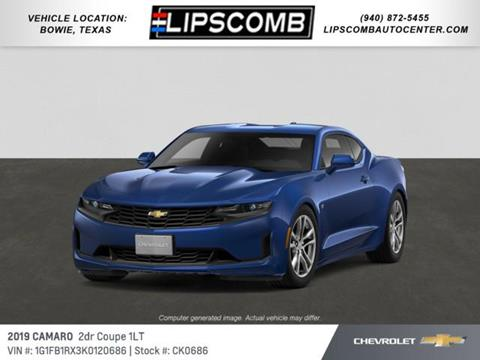 2019 Chevrolet Camaro for sale in Bowie, TX