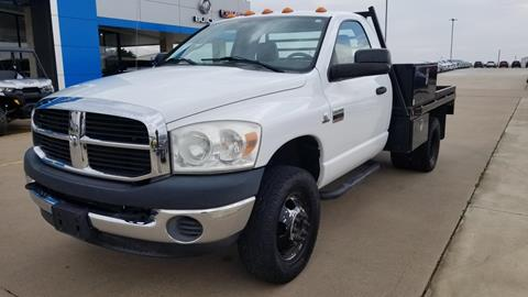 2007 Dodge Ram Chassis 3500 for sale in Bowie, TX