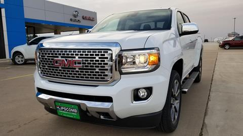 2019 GMC Canyon for sale in Bowie, TX