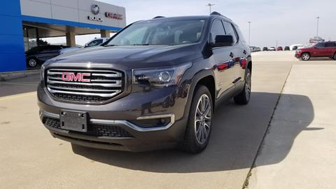 2017 GMC Acadia for sale in Bowie, TX