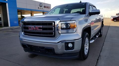 2015 GMC Sierra 1500 for sale in Bowie, TX
