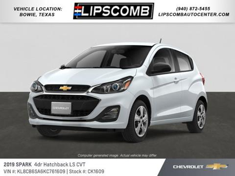 2019 Chevrolet Spark for sale in Bowie, TX