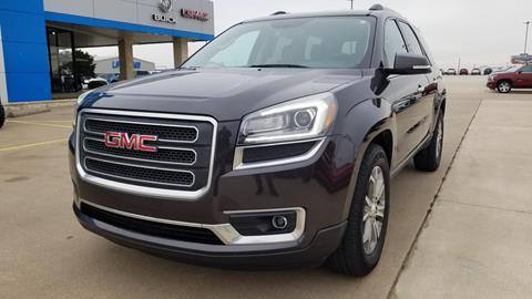 2014 GMC Acadia for sale in Bowie, TX