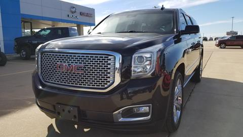 2017 GMC Yukon XL for sale in Bowie, TX
