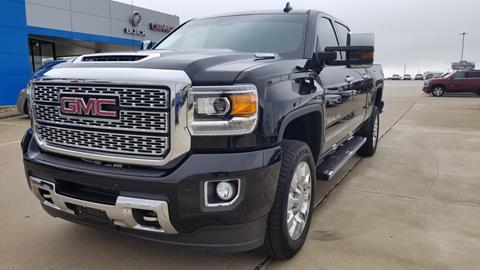 2018 GMC Sierra 2500HD for sale in Bowie, TX