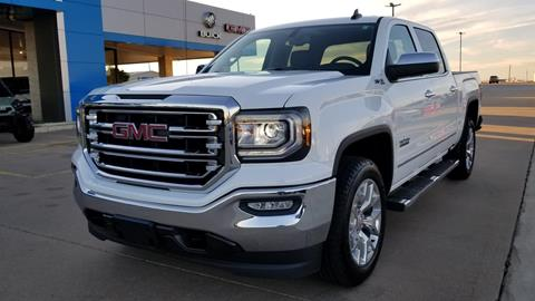 2018 GMC Sierra 1500 for sale in Bowie, TX
