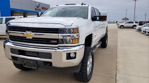 2016 Chevrolet Silverado 3500HD for sale in Bowie, TX